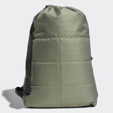 Hiking Green Amplifier Blocked Sackpack