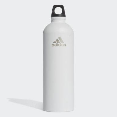 Bidón de agua Steel 0,75 l Blanco Tenis