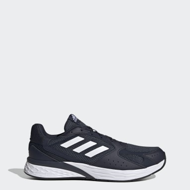 Men Running Blue Response Run Shoes