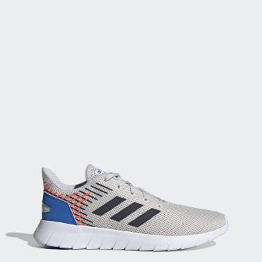 ผู้ชาย วิ่ง สีขาว รองเท้า ASWEERUN