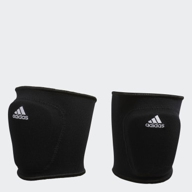 Youth Volleyball Black 5-Inch Knee Pads