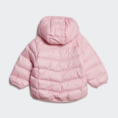 Meisjes Originals Roze Real Donsjack