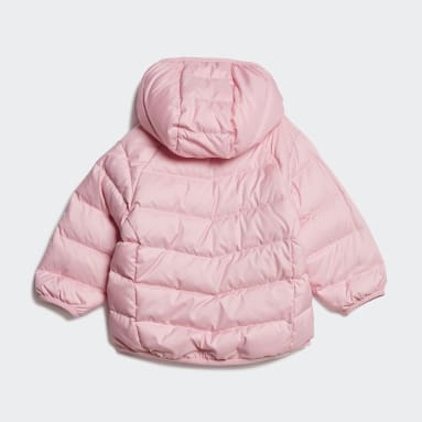 Infant & Toddler Originals Pink Real Down Jacket