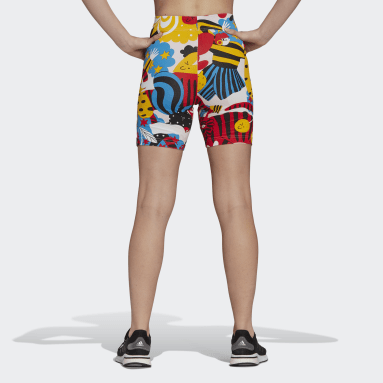 Women's Sportswear Multicolor adidas Sportswear Egle Graphic Bike Shorts