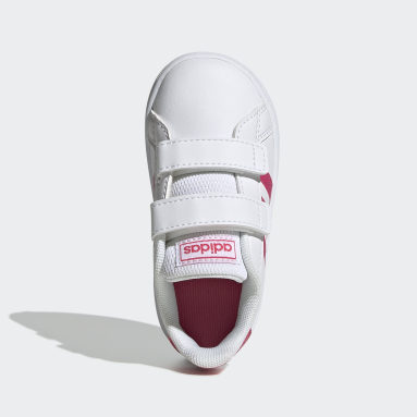 Chaussure Grand Court Blanc Filles Lifestyle