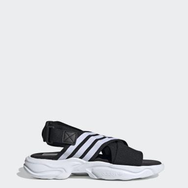 Women Originals Black Magmur Sandals
