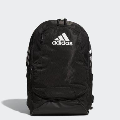 Football Black Stadium Backpack