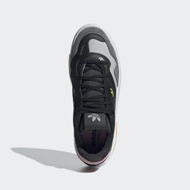 Sapatos Supercourt XX Preto Mulher Originals