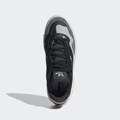 Women Originals Black Supercourt XX Shoes