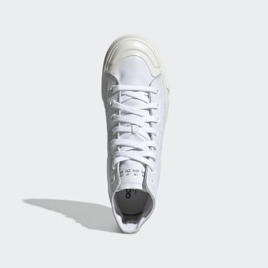 Tenis Nizza RF Hi Blanco Hombre Originals