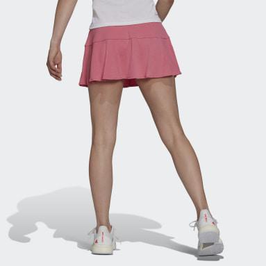Women's Tennis Pink Tennis Match Skirt