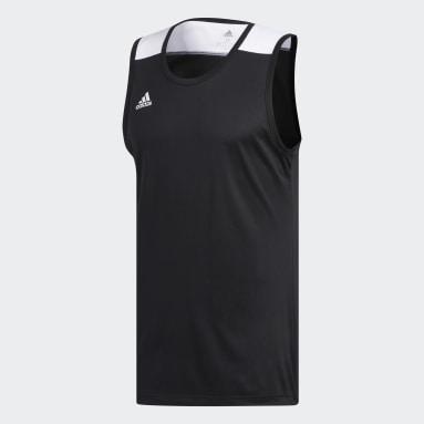 Camiseta Creator 365 Negro Hombre Baloncesto