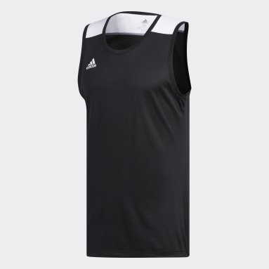Heren Basketbal Zwart Creator 365 Shirt