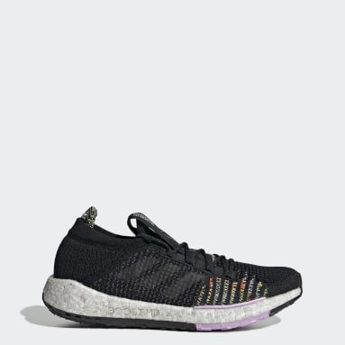 Women's Running Black Pulseboost HD LTD Shoes