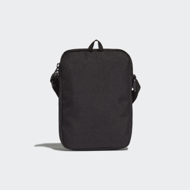 Bolso cruzado Essentials Logo Negro Sportswear