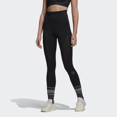 Women adidas by Stella McCartney Black TRUEPURPOSE Tights