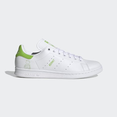 Chaussure Stan Smith blanc Hommes Originals