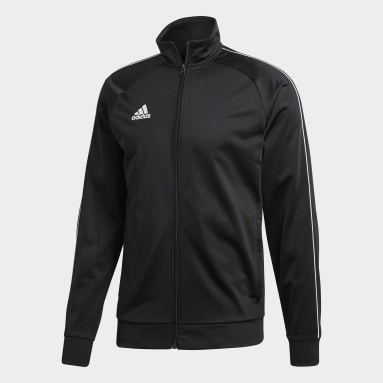 черный Олимпийка Core 18