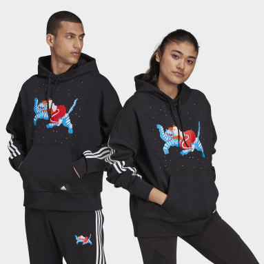 Sportswear Black adidas Sportswear Egle Graphic Pullover (Gender Neutral)