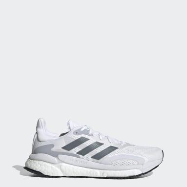 Løb Hvid SolarBoost 3 sko