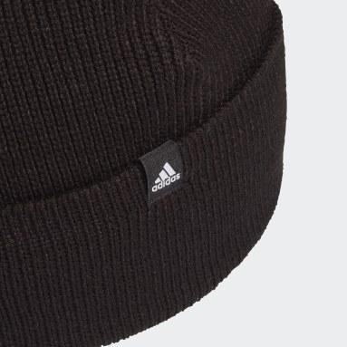 Training Black 3-Stripes Woolie