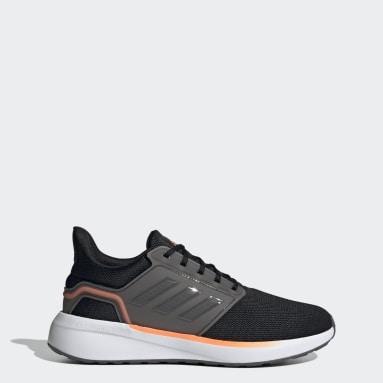 Τρέξιμο Μαύρο EQ19 Run Shoes