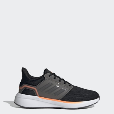 Running Black EQ19 Run Shoes