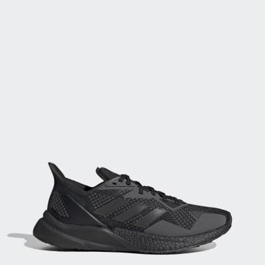 ผู้หญิง วิ่ง สีดำ รองเท้า X9000L3
