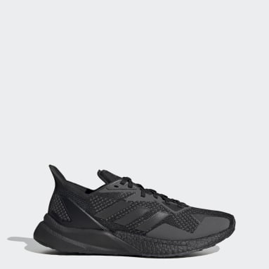 Women Running Black X9000L3 Shoes
