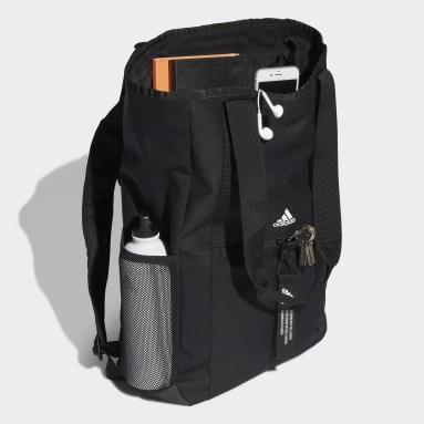 Gym & Training Black Classic Backpack Tote Bag
