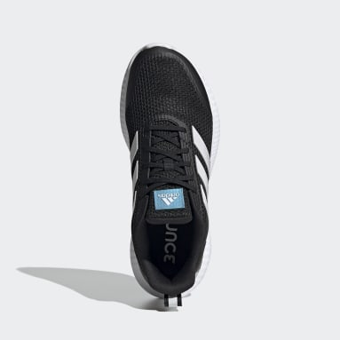 Running Black Edge Gameday Shoes