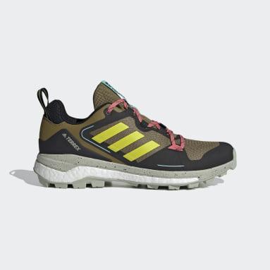 Herr TERREX Brun Terrex Skychaser 2.0 Hiking Shoes