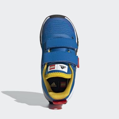 Deti Beh modrá Tenisky adidas x LEGO® Sport