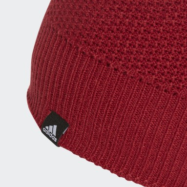 Training Burgundy Beanie