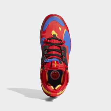 บาสเกตบอล สีแดง รองเท้า Harden Vol. 5 Futurenatural