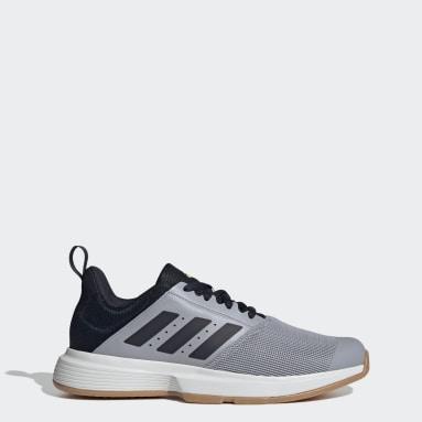 Heren Netbal grijs Essence Indoor Schoenen