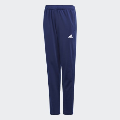 Kids Gym & Training Blue Condivo 18 Tracksuit Bottoms