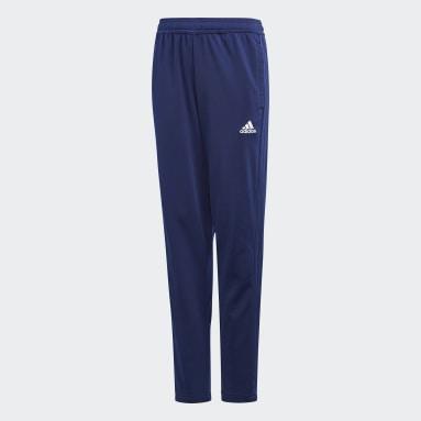Pantalón Condivo 18 Azul Niño Fútbol