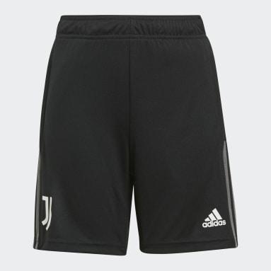 Juventus Tiro Training Shorts Czerń