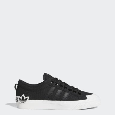 Originals Sort Nizza sko
