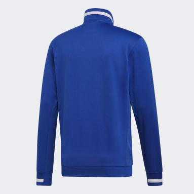 T19 TRK JKT M Azul Hombre Fútbol
