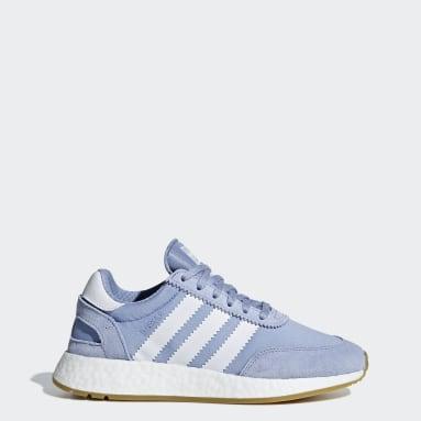 ผู้หญิง Originals สีน้ำเงิน รองเท้า I-5923