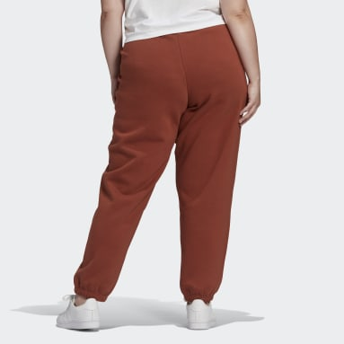 Pantalon Cuffed Marron Femmes Originals