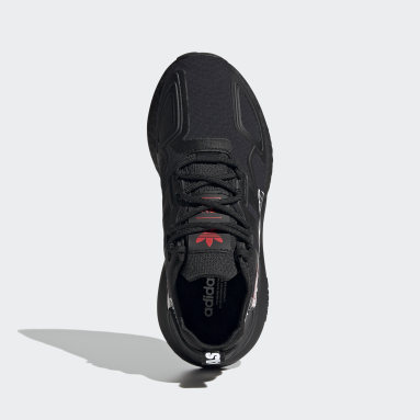 Tênis ZX 2K Boost Preto Kids Originals