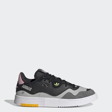 Supercourt XX Shoes Czerń