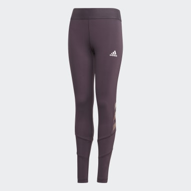 Girls Training Purple The Future Today AEROREADY Tights