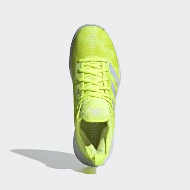 Zapatillas Defiant Generation Multicourt Amarillo Hombre Tenis