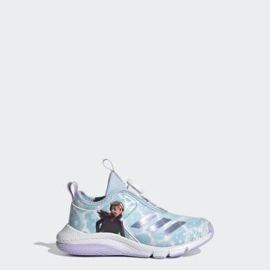 Kids Training Blue ActiveFlex Boa Frozen Shoes