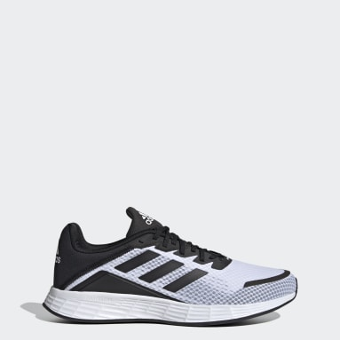 Men's Running White Duramo SL Shoes