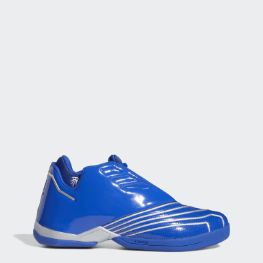 Basketball Blue T-Mac 2.0 Restomod Shoes